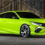 Honda представила новый Civic Concept 2015