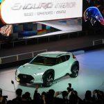 В Сеуле HYUNDAI представил новый кроссовер ENDURO SUV 2015