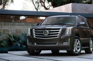 Фото Cadillac Escalade 2015-2016