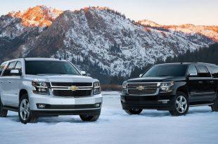 Фото Chevrolet Tahoe LTZ 2015-2016 4го поколения