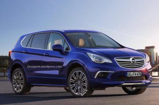 Фото Opel Antara 2015-2016 2го поколения