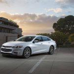 Новая версия Chevrolet Malibu будет выпускаться с турбомотором объёмом 1,5 литра