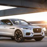 Кроссовер Jaguar F-Pace (С-X17) готовят к серийному выпуску