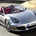 Porsche Boxster Spyder 2015 получит более мощный двигатель