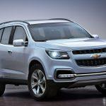 Шевроле Трейлблейзер 2016 модельного годв — новый внедорожник от Chevrolet