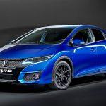Хонда Цивик 2015-2016: фото, цены и видео тест-драйва новинки