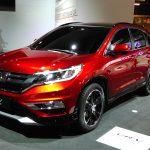 Хонда СРВ 2016 — комплектации, цены, фото и видео рестайлинг версии