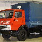 КамАЗ 5320: передовой результат советского автопрома