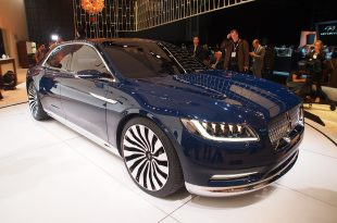 Фото Lincoln Continental Concept 2015-2016