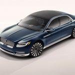 Седан Lincoln Continental получит мотор с мощностью 400 лошадок