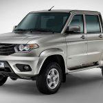 УАЗ Пикап 2015 модельного года в новом кузове — фото, цена, видео тест драйв