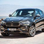 BMW X6 2015-2016 — фото, цена, технические характеристики, видео тест драйв