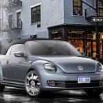 В Нью-Йорке представлены 4 концепта на базе Volkswagen Beetle