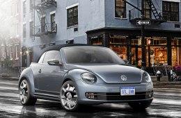 Фото VW Beetle Denim 2015