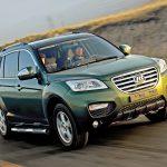 В Китае уже стартовали продажи обновлённого Lifan X60 2015