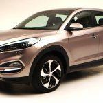 Хендай Туксон 2016 в новом кузове — рестайлинговый кроссовер