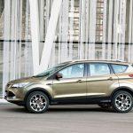 Ford Kuga 2016 в новом кузове —  комплектации и цены