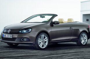 VW Golf Cabriolet будет оснащаться новыми двигателями