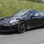 Porsche 911 был запечатлён во время тестовых испытаний