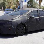 Шпионами были сделаны первые снимки рестайлинговой модели Toyota Prius