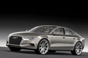 Появились дебютные компьютерные изображения новой Audi A7 Sportback
