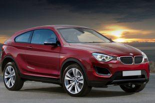 Фото BMW X2 2015