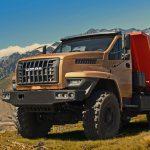 Очередное поколение грузового автомобиля Урал Next будет продемонстрировано вначале июня