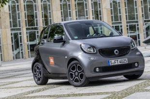 Smart Fortwo будет продемонстрирован осенью во Франкфуртском автосалоне
