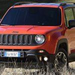На российские авторынок летом поступят новые модели Jeep Renegade