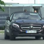 Mercedes S-class отправился на заключительные тесты на немецких дорогах