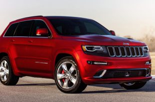 На модель Jeep Grand Cherokee в комплектации Trackhawk будет установлен двигатель Hellcat