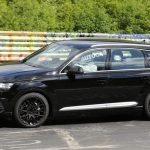 Компания Audi планирует скорый выход нового кроссовера SQ7