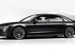 5 экземпляров Audi A8 L Cauffeur будут реализованы в Японии