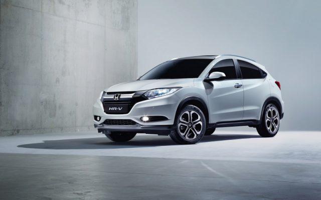 Фото Honda HR-V 2015-2016
