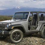 Рестайлинговый Jeep Wrangler 2015 будет выполнен в основном из стали