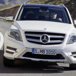 Mercedes GLK 2016 — обновленный кроссовер от Мерседес-Бенц