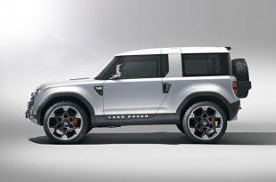 Рестайлинговый Land Rover Defender будут производить в восточноевропейских странах