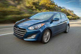 Компания Hyundai показала новую Elantra 2016 года