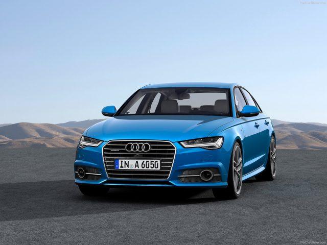 Фото нового Audi A6 2015-2016