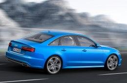 Фото обновленного Audi A6 2015-2016