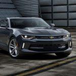 В Интернете разместили технические характеристики рестайлингового Chevrolet Camaro