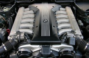 Фото двигателя BMW E35