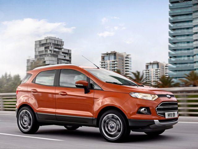 Фото нового Ford Ecosport 2015