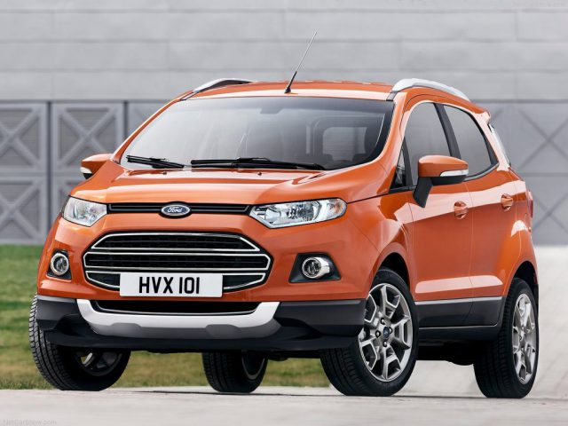 Фото Ford Ecosport 2015
