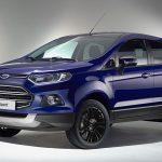 Форд Экоспорт 2016 в новом кузове: фото, цена, комплектации и технические характеристики