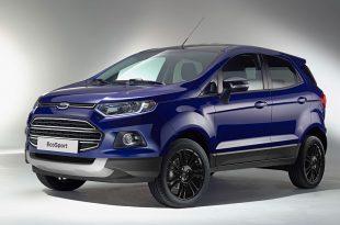 Фото Ford Ecosport 2016