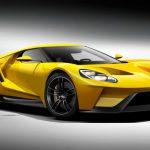 На Ford GT 2017 модельного года установят карбоновый кузов