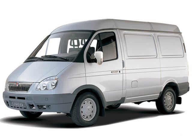 Соболь-фургон