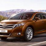 Тойота Венза 2015-2016 — новый семейный кроссовер от Toyota