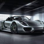 С конвейера Porsche сошёл последний автомобиль 918 Spyder
